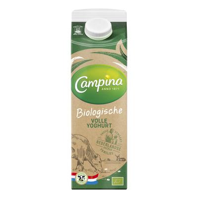 Campina Biologisch volle yoghurt