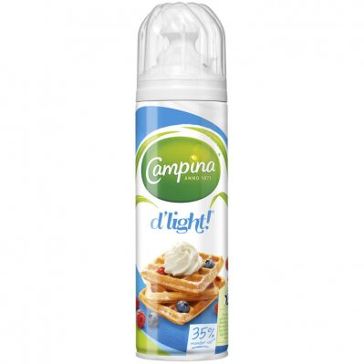 Campina Geslagen room d'light