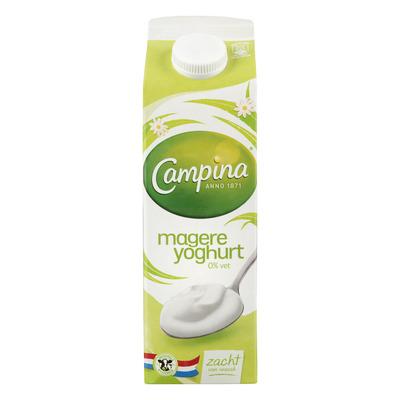 Campina Magere yoghurt