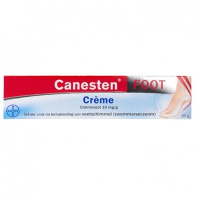 Canesten Foot crème
