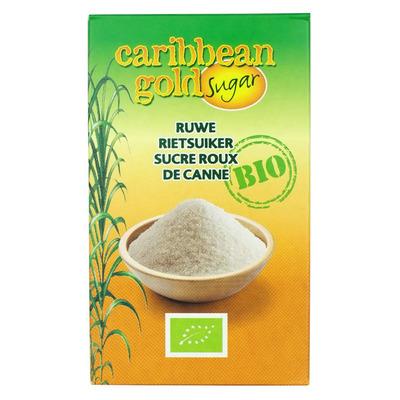 Caribbean Gold Sugar bio