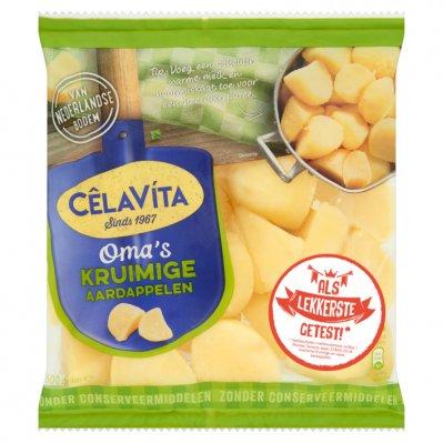 CêlaVíta Oma's kruimige aardappelen