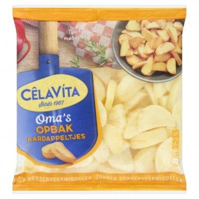 CêlaVíta Oma's opbak aardappeltjes