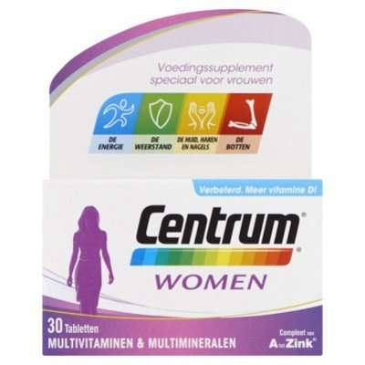 Centrum Women advanced