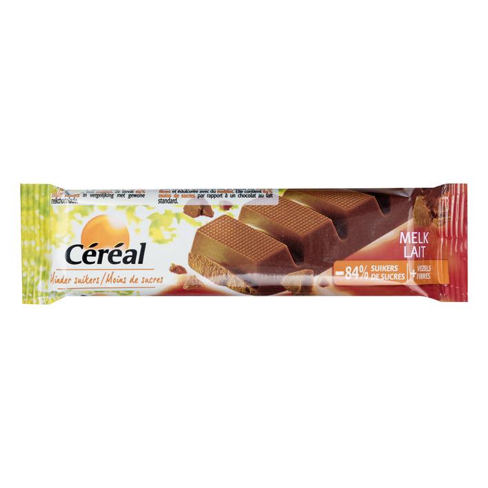 Cereal Chocoladereep melk