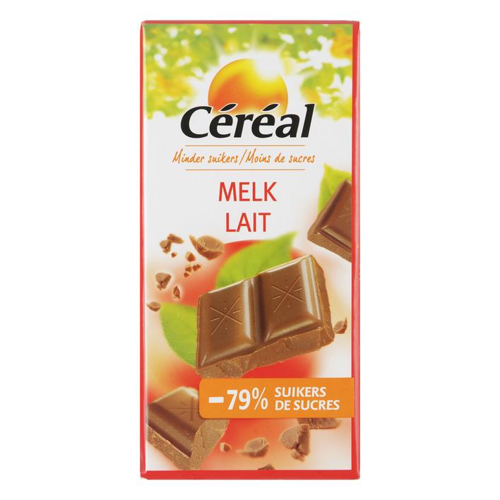 Cereal Chocoladetablet melk