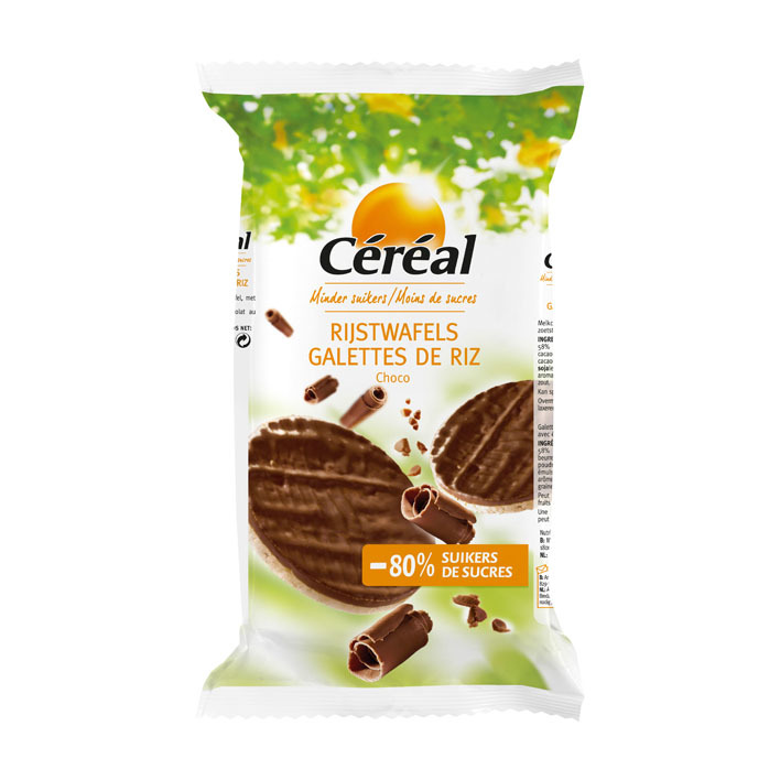 Cereal Chocorijstwafels