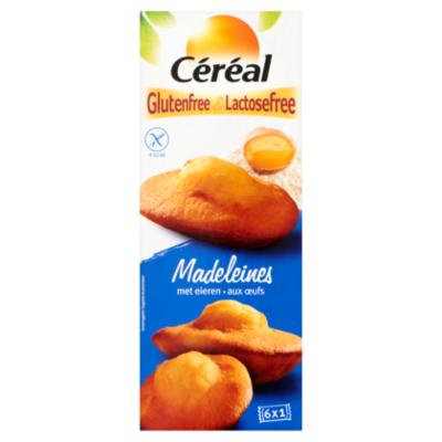 Cereal Glutenvrije Madeleine