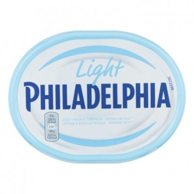 Philadelphia Roomkaas original light