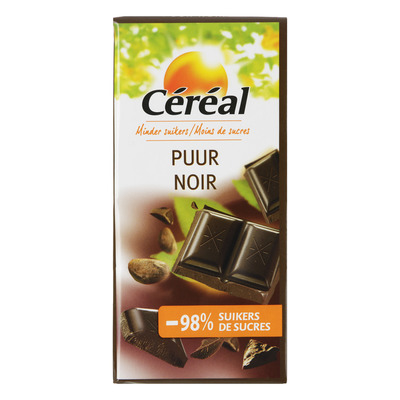 Cereal Tablet puur maltitol