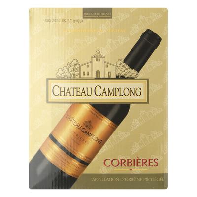 Château Camplong Corbières bag in box