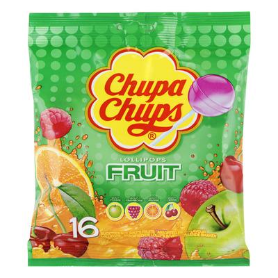 Chupa Chups Lollipops fruit