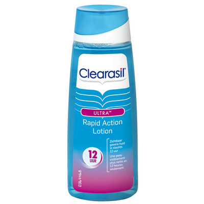Clearasil Ultra lotion