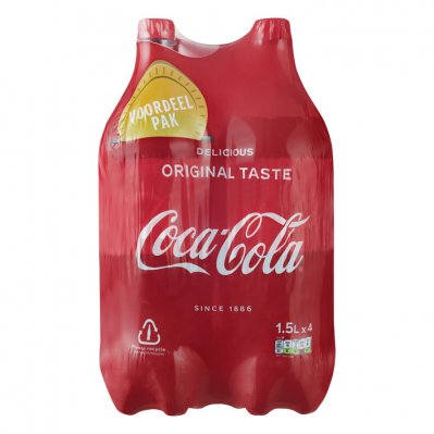 Coca-Cola Regular multipack