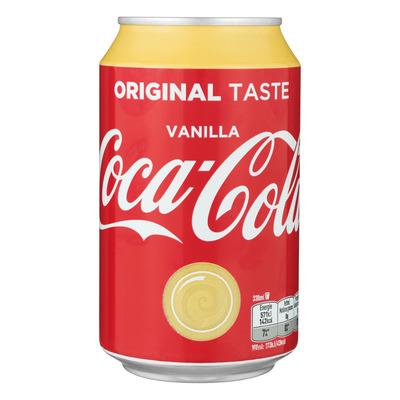 Coca-Cola Vanille