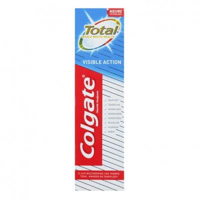 Colgate Total visible action tandpasta