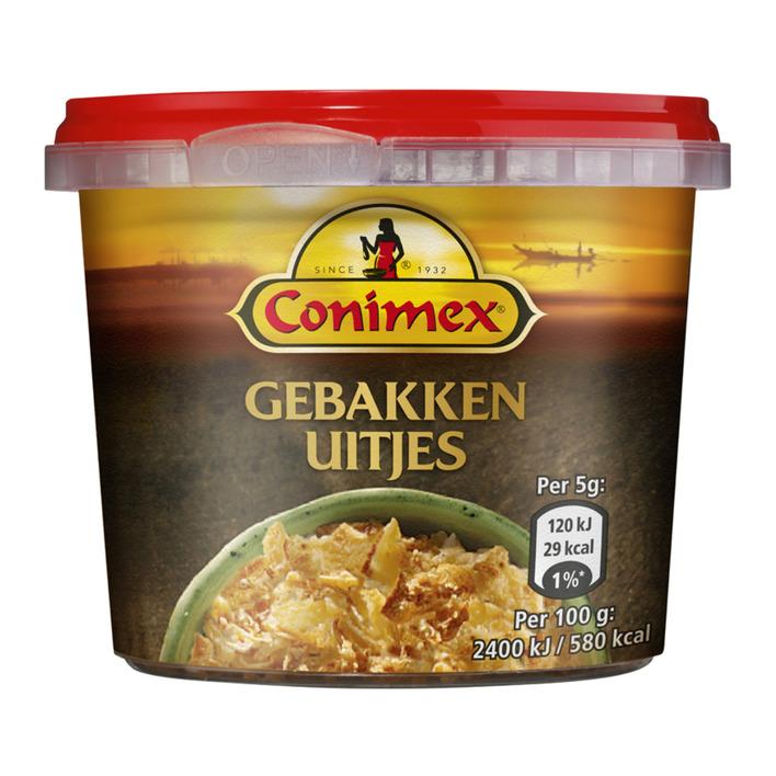 Conimex Bakje gebakken uitjes