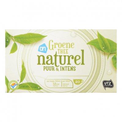 Huismerk Groene thee naturel puur & intens