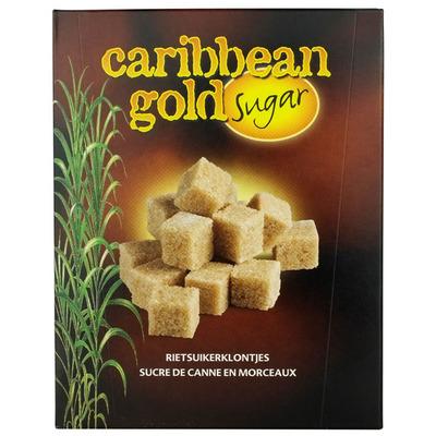 Caribbean Gold Rietsuikerklontjes