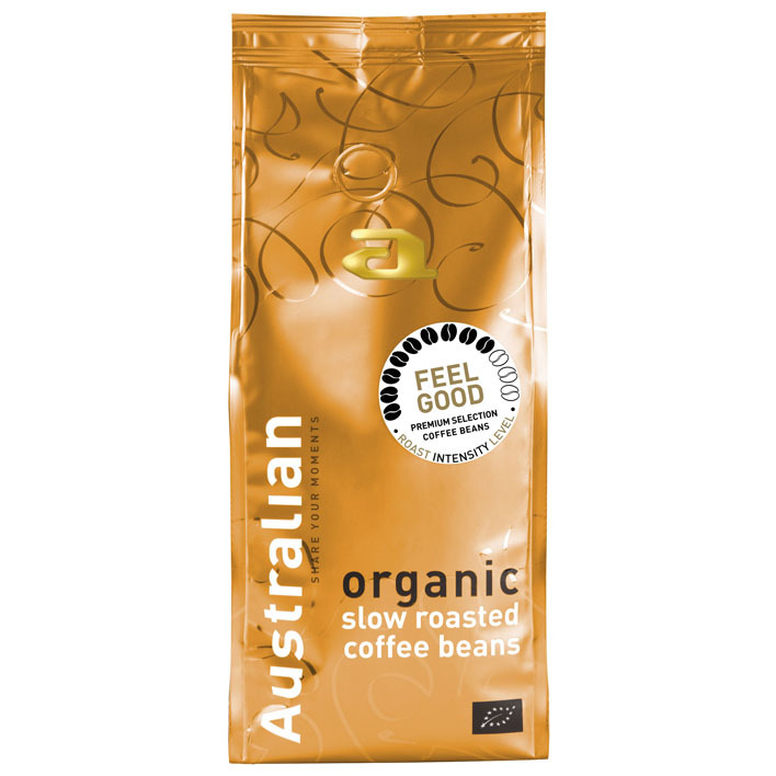 Australian Coffee beans feelgood biologisch