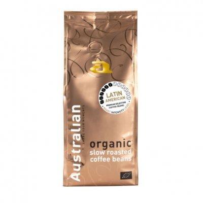 Australian Coffee beans latin american biologisch