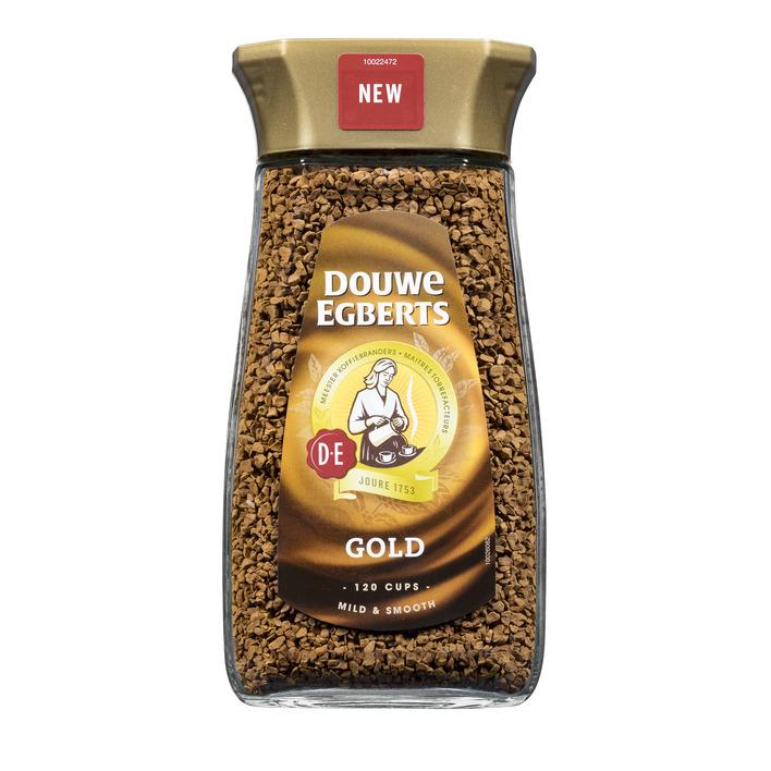 Douwe Egberts Pure gold oploskoffie