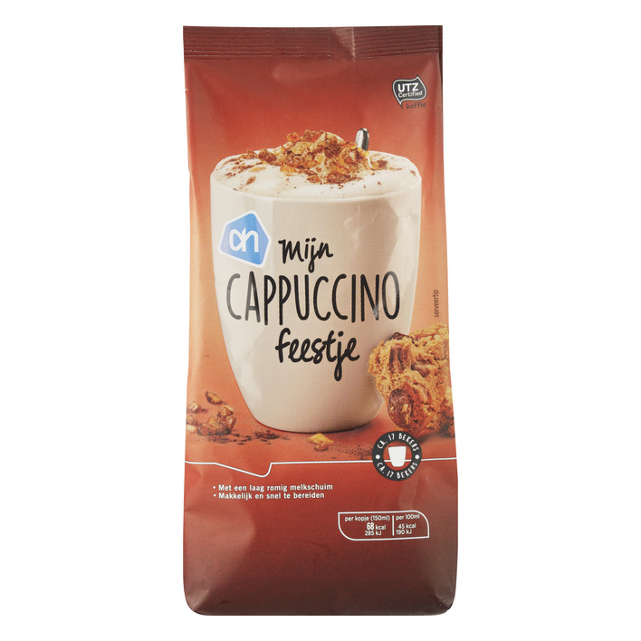 Huismerk Cappuccino navulzak UTZ