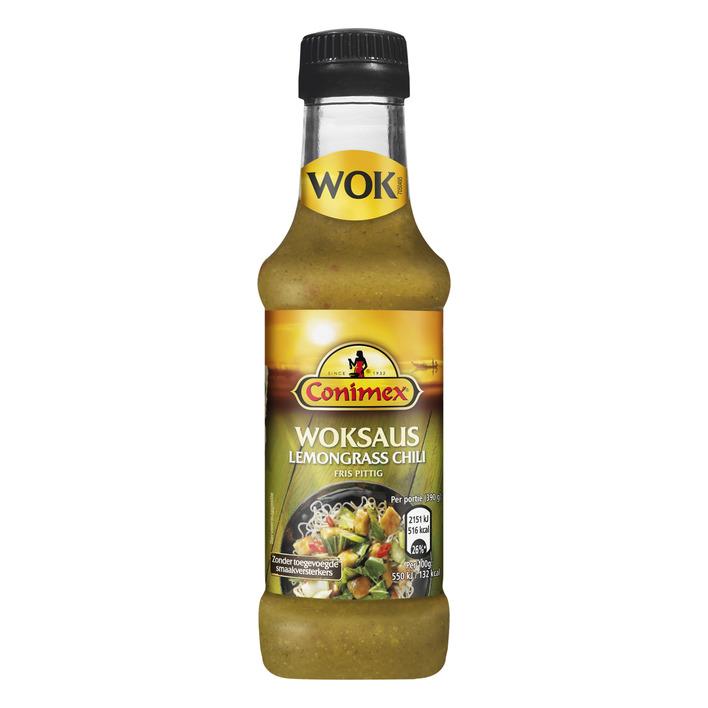 Conimex Woksaus lemongrass-chili