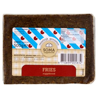 Soma Fries roggebrood