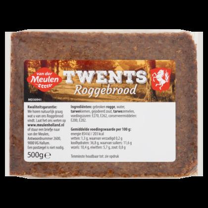 Van der Meulen Roggebrood Twents