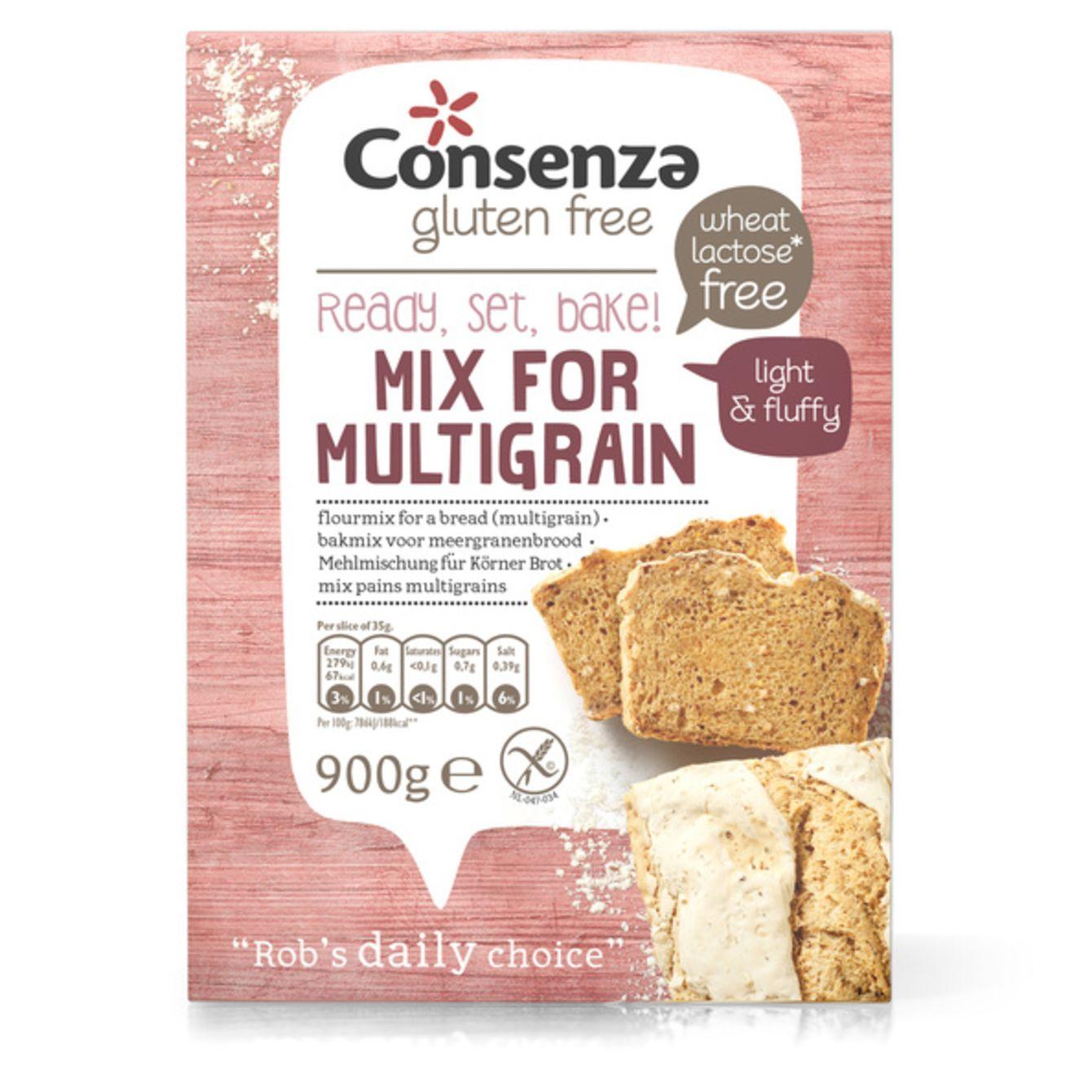 Consenza Mix For Multigrain