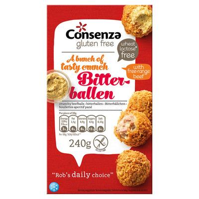 Consenza Bitterballen