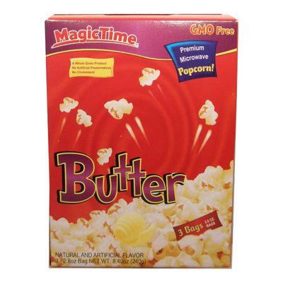 Magic Time Butter Popcorn