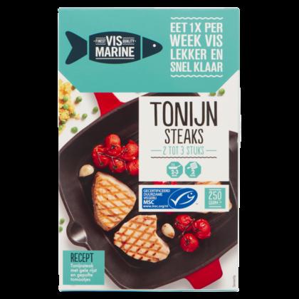 Vis Marine Wilde tonijnsteaks