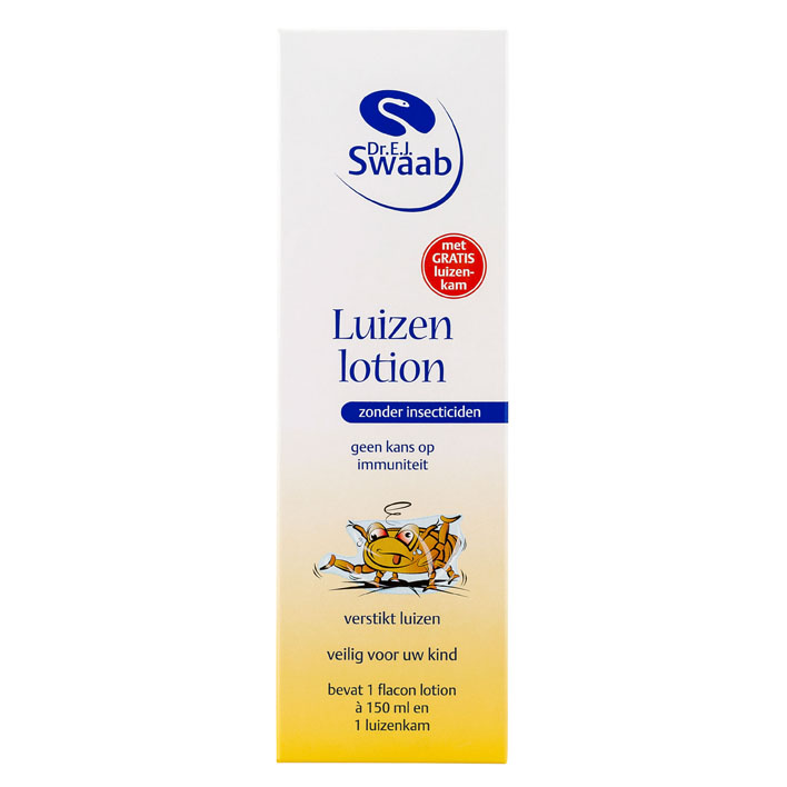 Dr Swaab Luizenlotion