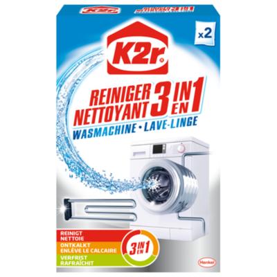 K2R Wasmachine reiniger