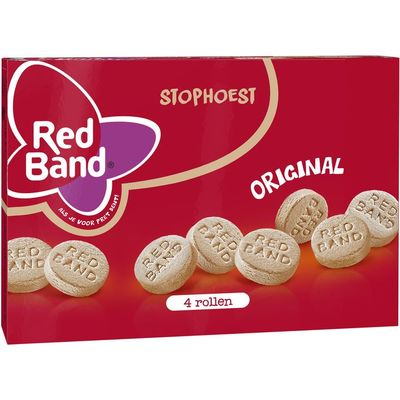 Red Band Stophoest rollen