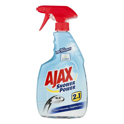 Ajax Shower power spray