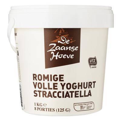 Budget Huismerk Yoghurt stracciatella