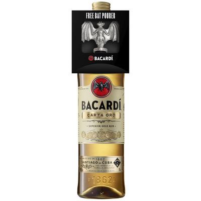Bacardi Oro (gold)