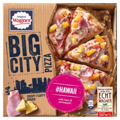 Wagner Big pizza Hawaii