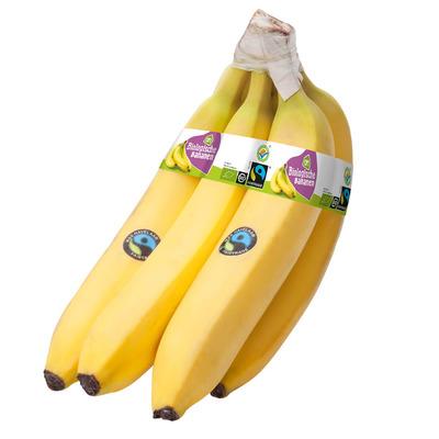 Huismerk Biologisch Bananen