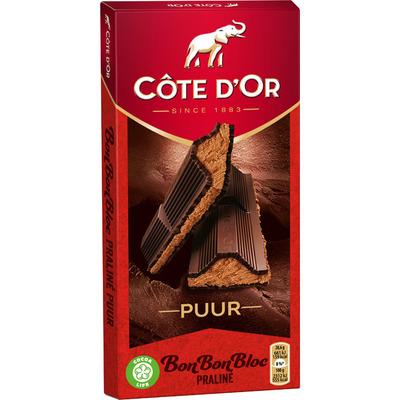 Côte d'Or Bonbonbloc praline puur