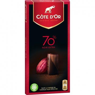 Côte d'Or Noir Intense 70% cacao