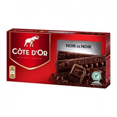 Côte d'Or Tablet noir de noir