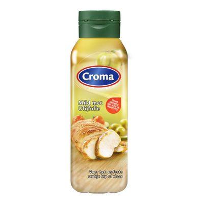Croma Mild met olijfolie voor bakken en braden
