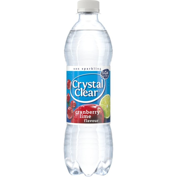 Crystal Clear Cranberry-limoen