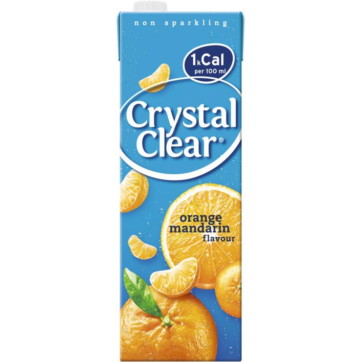 Crystal Clear Sinaasappel - mandarijn