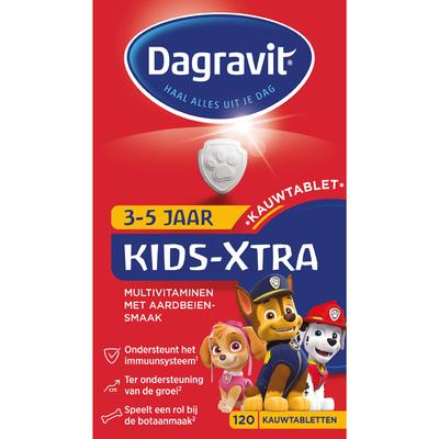 Dagravit Kids-Xtra 2-5 jaar