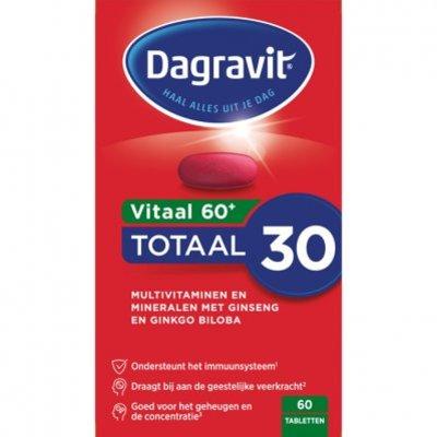 Dagravit Totaal 30 Xtra 60+
